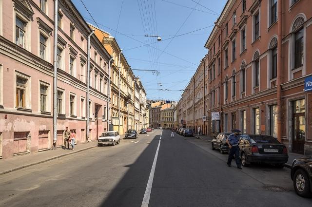 В доме на Казанской улице Гоголь написал