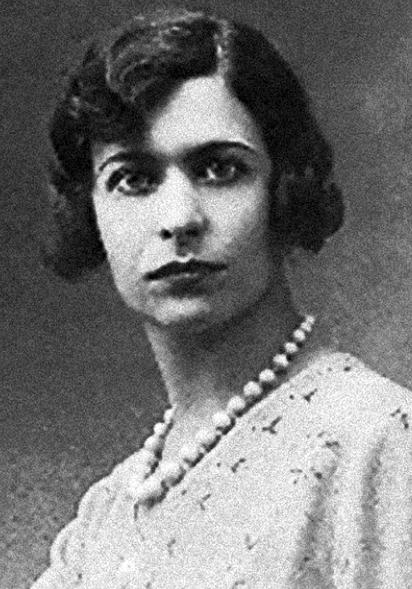 Елена Феррари в 1920-е годы.