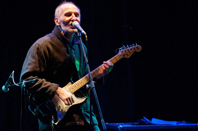 Пётр Мамонов. Выступление в 2011 году