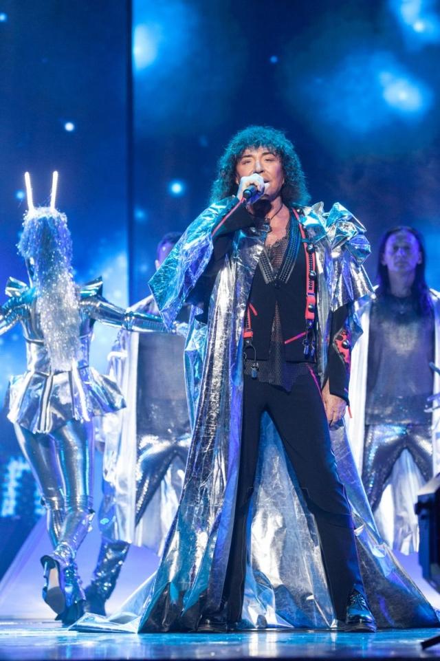 Артист дал концерт в БКЗ