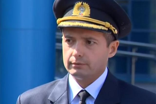Дамир Юсупов стал капитаном корабля год назад.