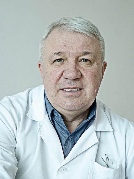 Заместитель главного врача Брянского областного онкодиспансера Сергей Бабаев