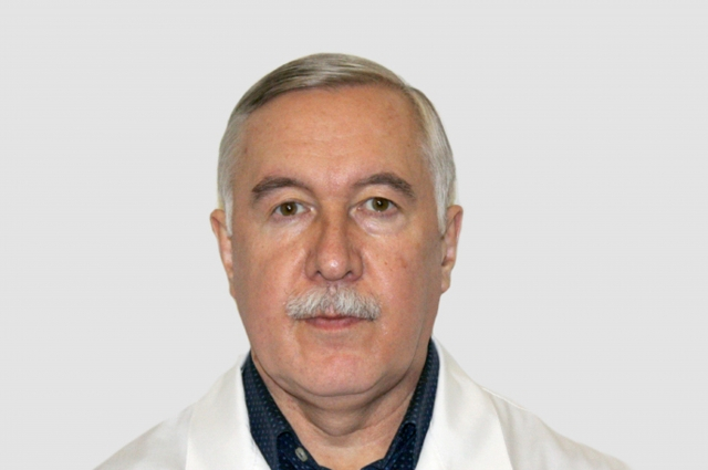 травматолог-ортопед многопрофильной клиники «РЕАВИЗ» Олег Аюпов