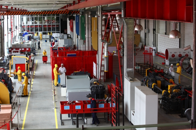 В Образовательном центре готовят высококвалифицированных специалистов для Белой металлургии.