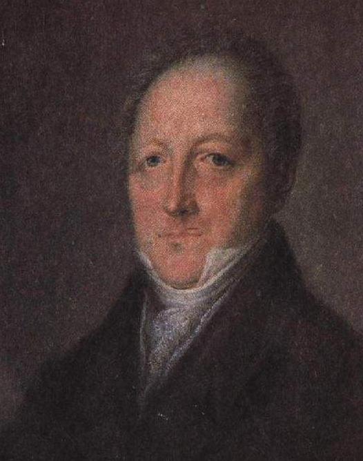 Сергей Пушкин, отец поэта.