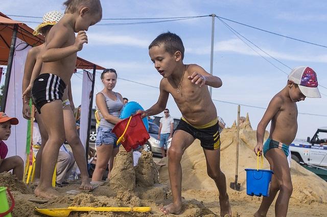 Фестиваль Загарушка в Волгограде