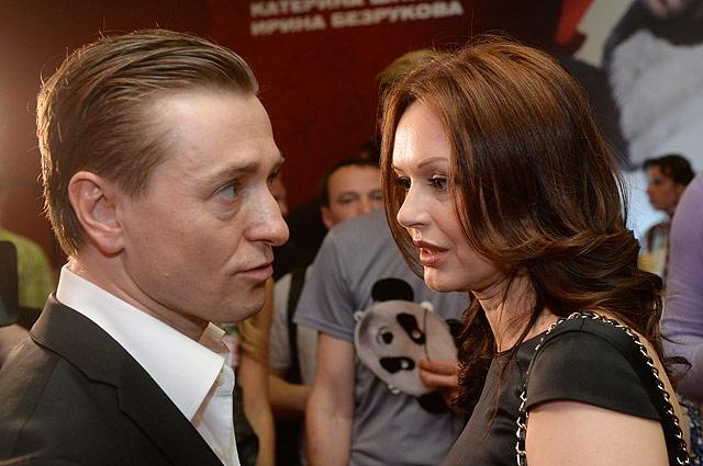Сергей и Ирина Безруковы. 2014 год