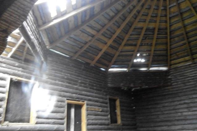 Православную церковь в Ивановке так и не достроили...