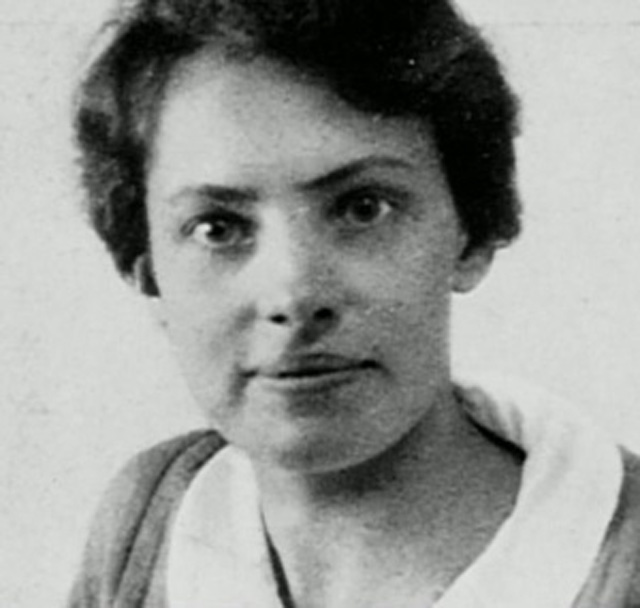 Анна Андерсон.