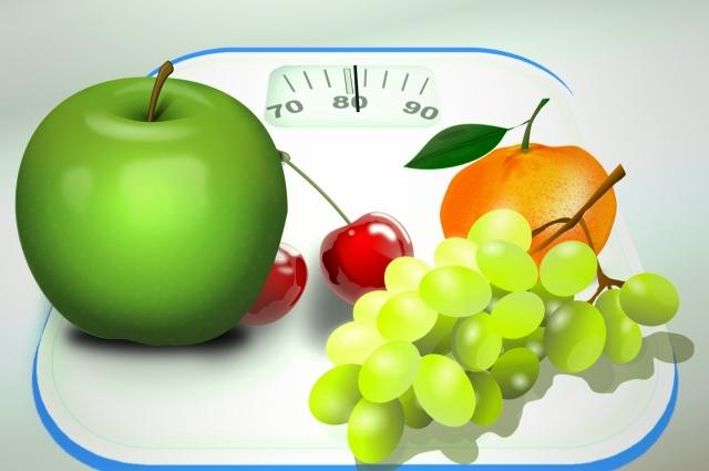Ешьте больше фруктов и овощей.