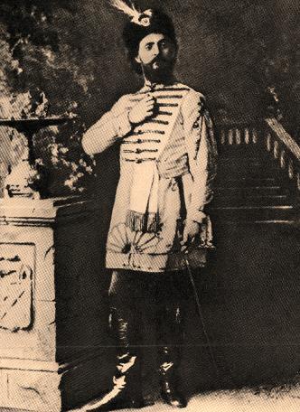 Фёдор Комиссаржевский, первый исполнитель роли Лжедмитрия в опере «Борис Годунов».