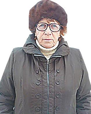 80-летняя спасательница из г.Ливны.