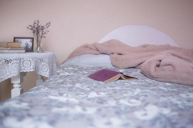 В последние годы модными стали постельные комплекты из бамбукового полотна.