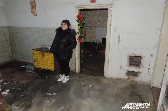 Елене с сёстрами и братом после детдома не предложили жилья кроме этого.