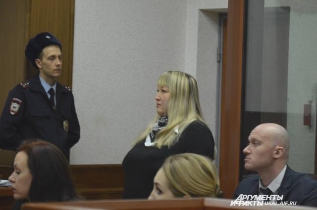 Наталья Глаголева.