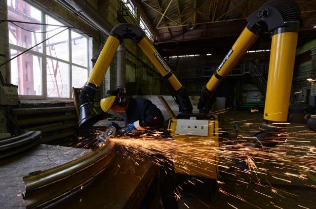 «Азот» улучшил условия труда на производстве, автоматизировав процессы.