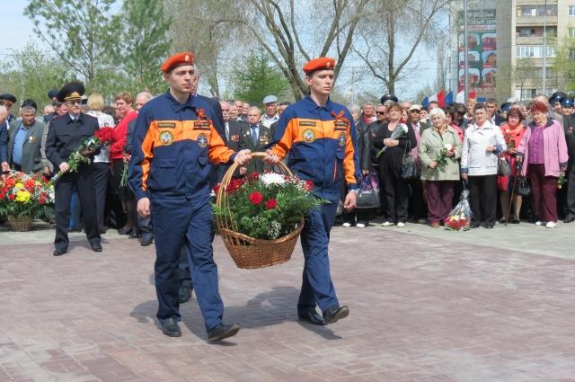 Более 2000 оренбуржцев ликвидировали аварию на Чернобыльской АЭС.