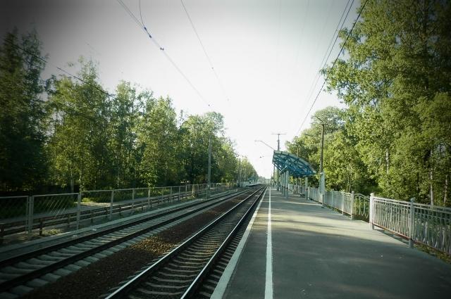 Раньше на станции