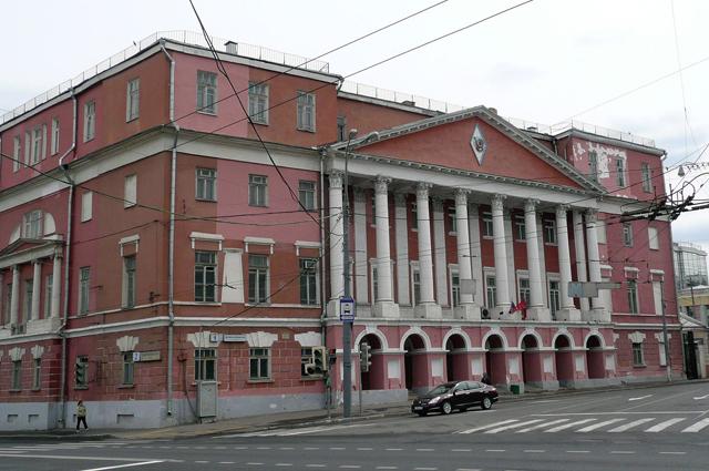 Дворец графа Мусина-Пушкина.