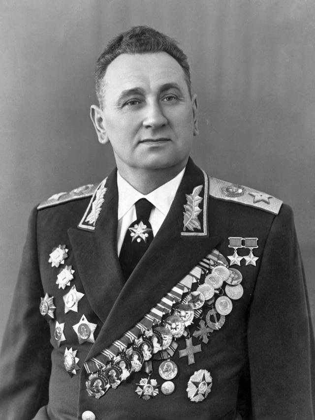 Андрей Гречко. 1974 год.