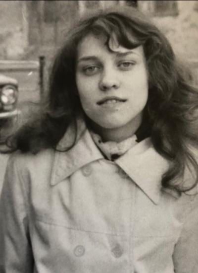 Ирина Королева в 1985 г.
