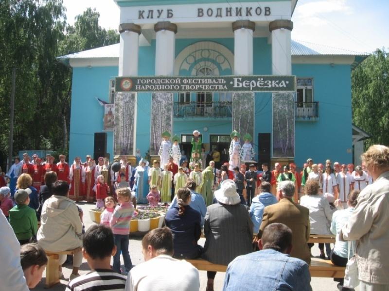 Дом культуры «Водник» на Мысу, где в 1974 году проходил открытый суд над насильником и убийцей Харловым