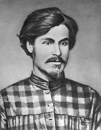 Степан Халтуринза несколько месяцев смог тайно пронести в подвальное помещение, в котором проживал, почти 30 кг динамита.