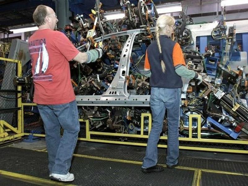 Производство на GM будет остановлено