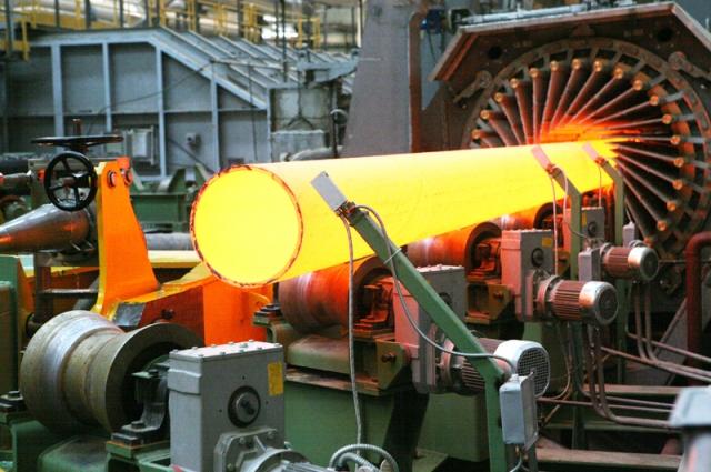 По объёму промышленного производства Волгоградская область вышла на первое место в ЮФО.