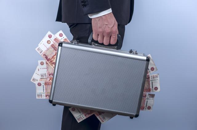 рубли, портфель