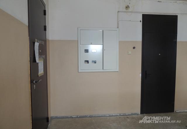 Квартира, которой владела до недавнего времени поэтесса, расположена на одном этаже с чердаком. У дома сложная планировка.