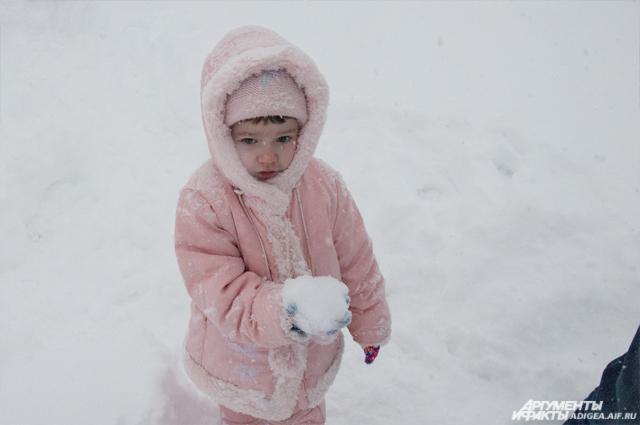 Школы и детсады закрыты из-за непогоды
