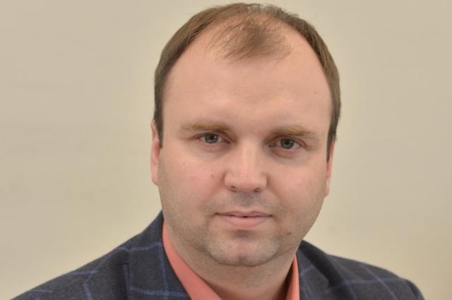 Виталий Васильев.