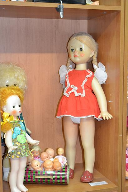 из музея кукол в Кашине.