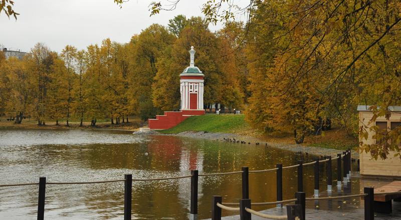 Усадьба Михалково после реставрации