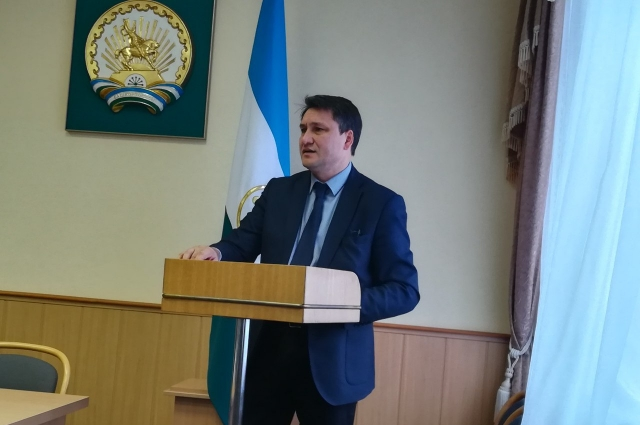 Назир Мингазов.