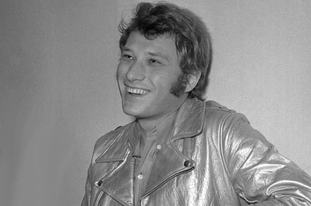 Джонни Холлидей. 1966 г.