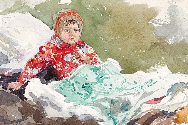 «Дашенька» Сергея Андрияки, 1977 г.
