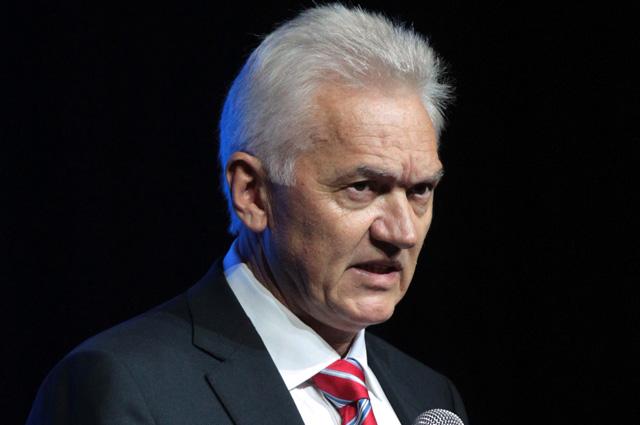 Геннадий Тимченко. 2011 г.