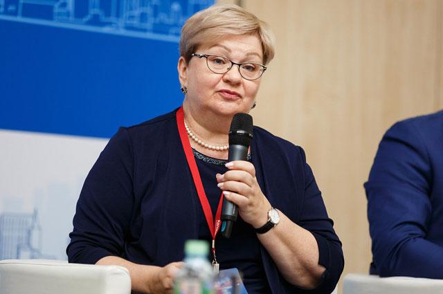 Екатерина Тарловская.