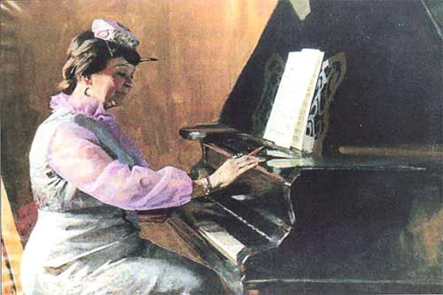 Сара Садыкова стала исполнительницей главной партии первой татарской оперы «Сания».