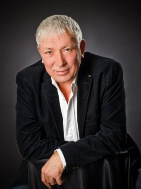 Шансонье и поэт Леонид Телешев.