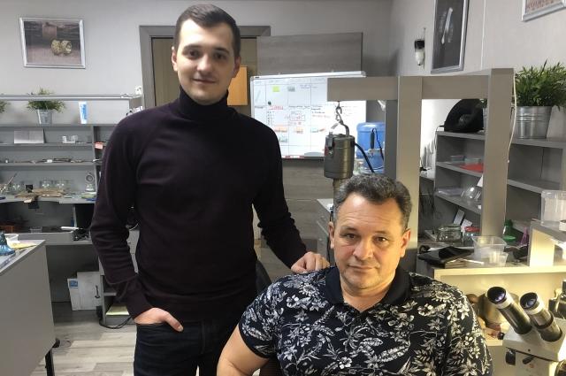 Отец и сын Кудрины - сплав опыта и новых технологий.