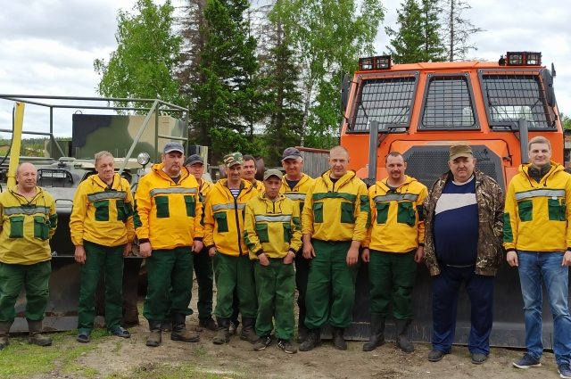 Скорость реагирования лесопожарных бригад в этом году будет выше.