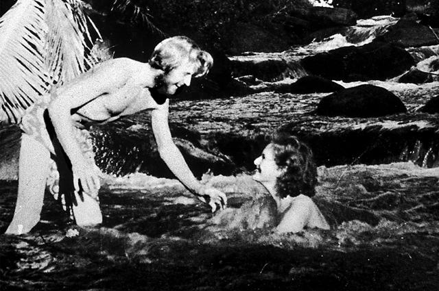 Тур и Лив на Фату-Хиве, 1937 год