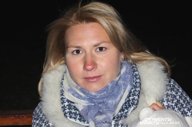 Лариса Беликова.