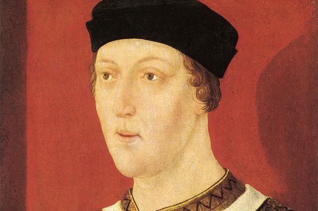 Король Генрих VI.