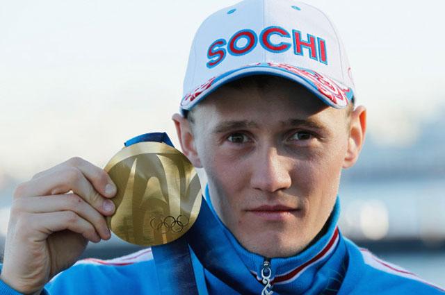 Олимпийский чемпион XXI зимних Олимпийских игр в спринтерской лыжной гонке Никита Крюков