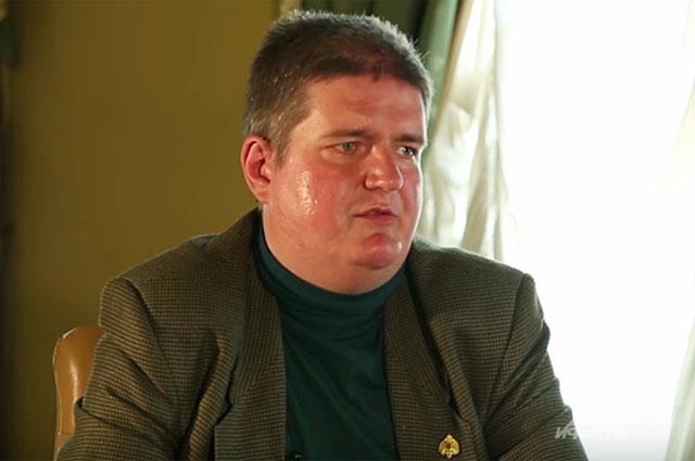 Научный сотрудник Российского военно-исторического общества (РВИО) Антон Мигай.