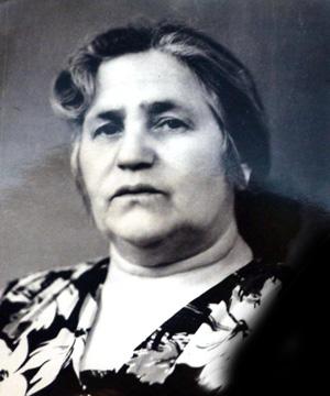 Раиса Патик, выжившая после расстрела
